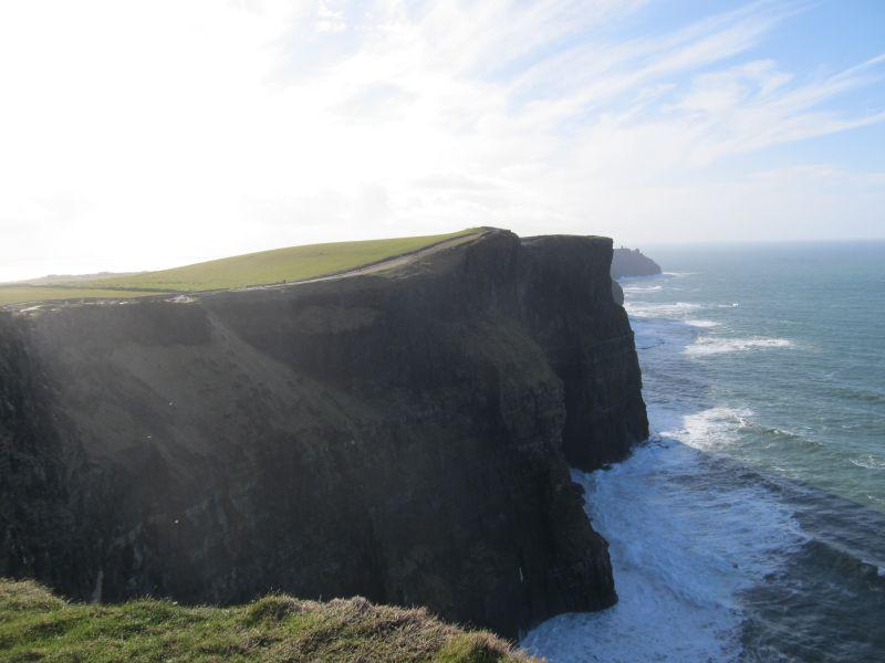 Schreiburlaub in Irland 2015