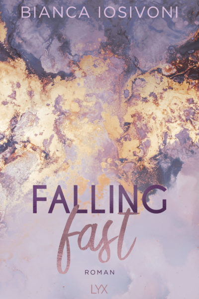 {COVER REVEAL} Falling Fast & Flying High